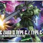 HG zaku II type C origin