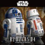 SW R2-D2 R5-D4