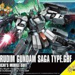 HGBF - Cherudim Gundam Saga Type GBF