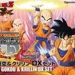 Son Gokou R Krillin DX Set