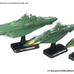 SPACESHIP YAMATO 2202 - Garmillas Warships