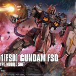HG Origin - Gundam FSD 00