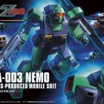 HGUC Nemo Z-Gundam ver