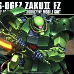 HGUC Zaku II FZ
