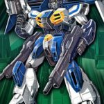 100 Gundam Air Master Burst