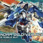 HGBF Gundam 00 iver Ace