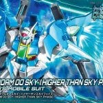 HGBD GUNDAM 00 SKY (HIGHER THAN SKY PHASE)